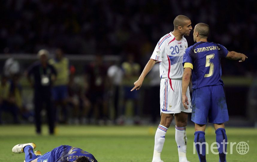 Финал чемпионата мира 2006 года. Фото Getty