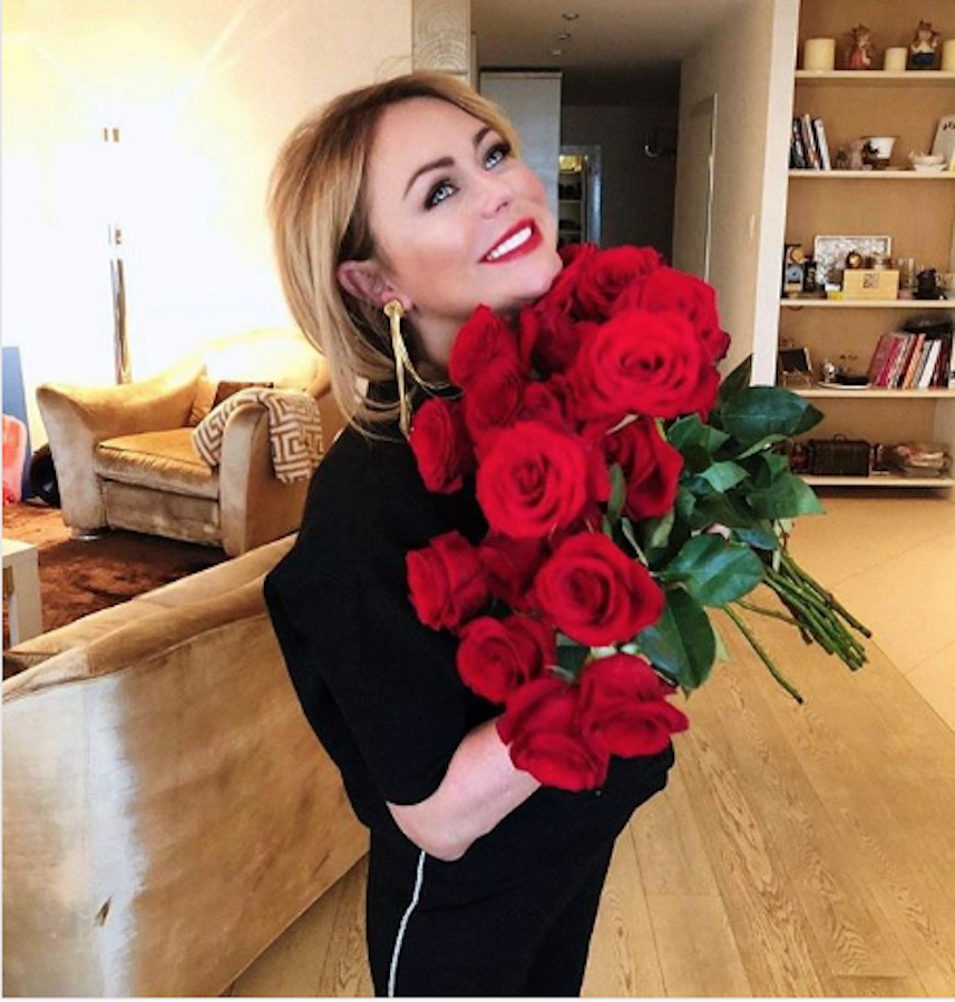 Певица Юлия Началова. Фото www.instagram.com/julianachalova