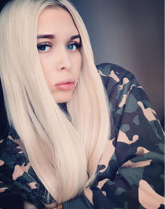 Яна Шевцова. Фото Скриншот Instagram: @yana_shevczova