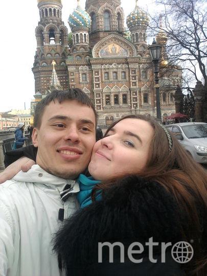 Юлия Лебежина и Игорь Смирнов. Фото предоставил Игорь Смирнов