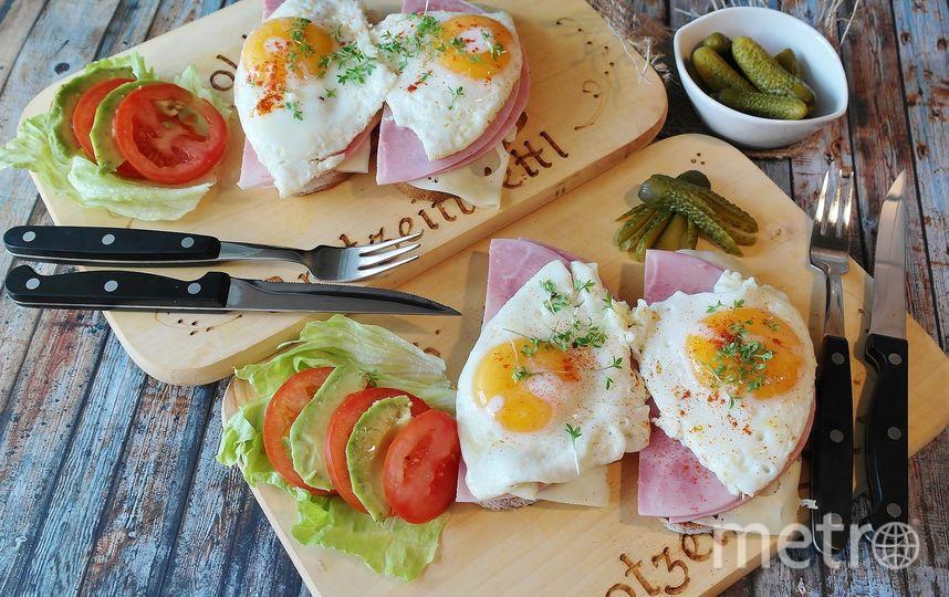 Куриные яйца оказывают неожиданный эффект на здоровье. Фото Pixabay.com