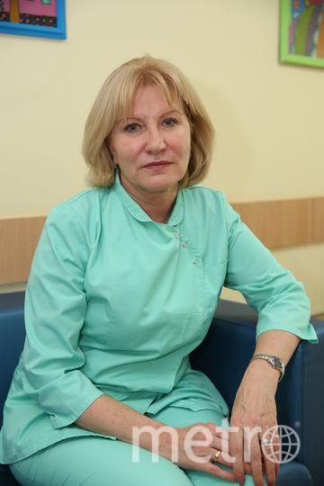 Валентина Жеребцова, директор Центра детской психоневрологии. Фото Василий Кузьмичёнок