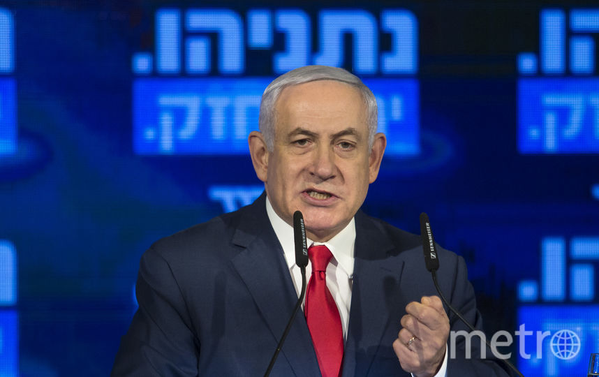 Биньямин (Биби) Нетаньяху. Фото Getty