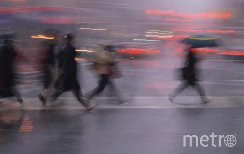 Тепло временно уходит из Петербурга. Фото Getty