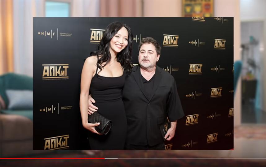 Александр Цекало и Дарина Эрвин. Фото Скриншот Youtube