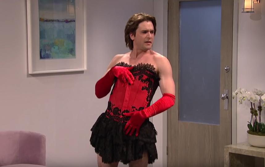 Кадры из шоу Saturday Night Live (SNL) c Китом Харингтоном. Фото скриншот youtube.com/watch?time_continue=62&v=IV6IuCTg6MU