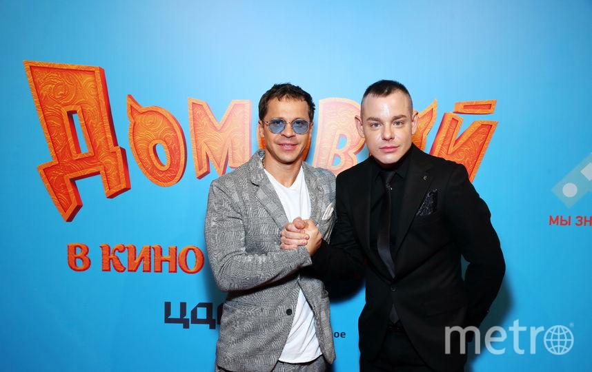 Павел Деревянко и Сергей Чирков. Фото Предоставлено организаторами мероприятия.