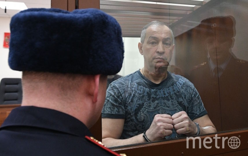Александр Шестун. Фото РИА Новости