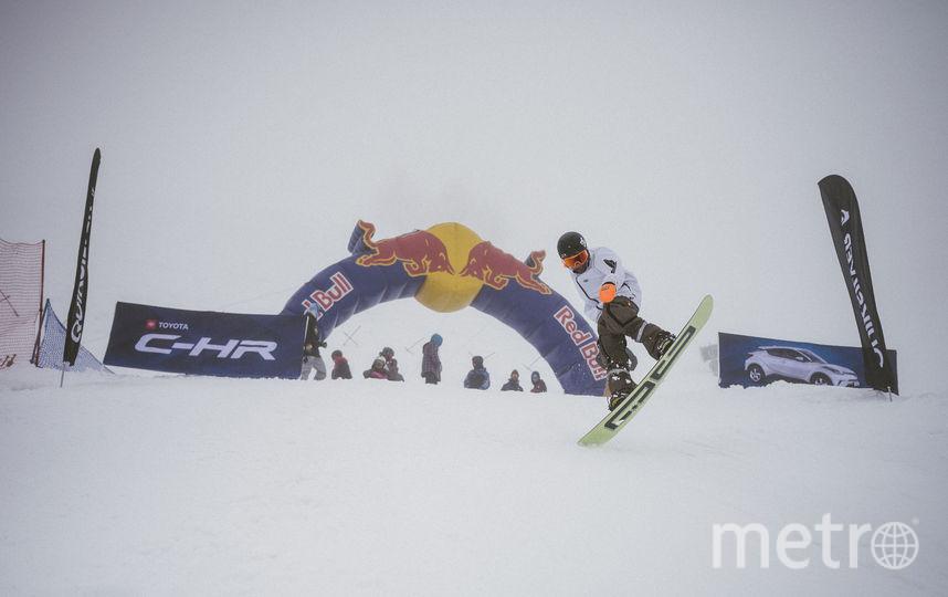 Главным соперником участников соревнований стала погода. Фото RedBullContentPool.com | Кирилл Умрихин