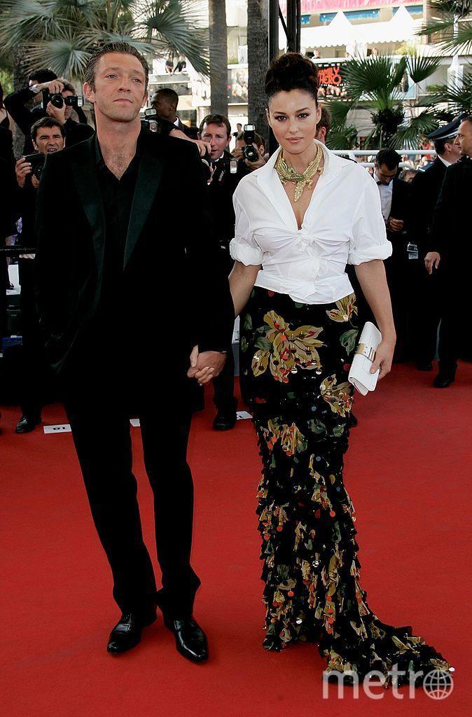 Моника Беллуччи и Венсан Кассель. Фото Getty
