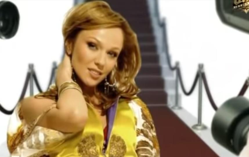 Альбина Джанабаева. Фото Скриншот Youtube