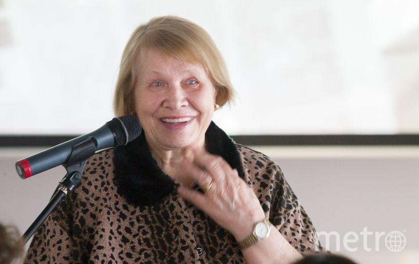 Алина Ивановна Есенина. Фото предоставлено Государственным музеем Есенина