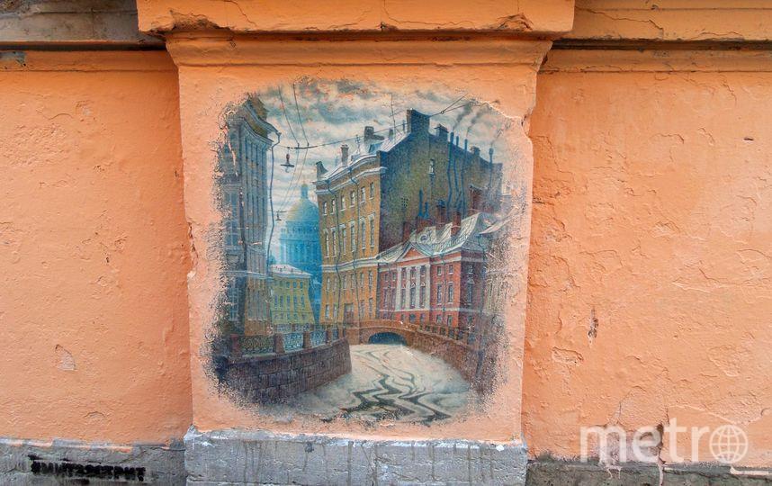 """Работы начали восстанавливать с выходных (7 апреля). Фото Анны Лутченковой, """"Metro"""""""