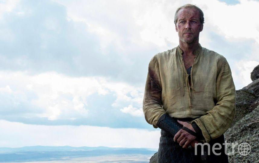 """Иэн Глен в сериале """"Игра престолов"""". Фото HBO"""