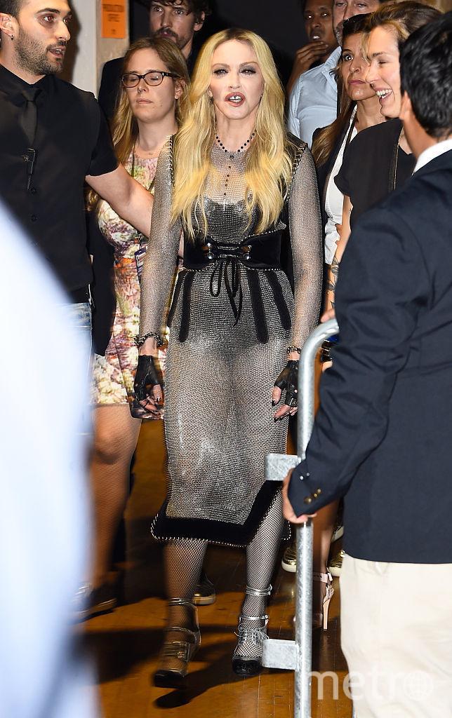 Мадонна. Фото архив, Getty