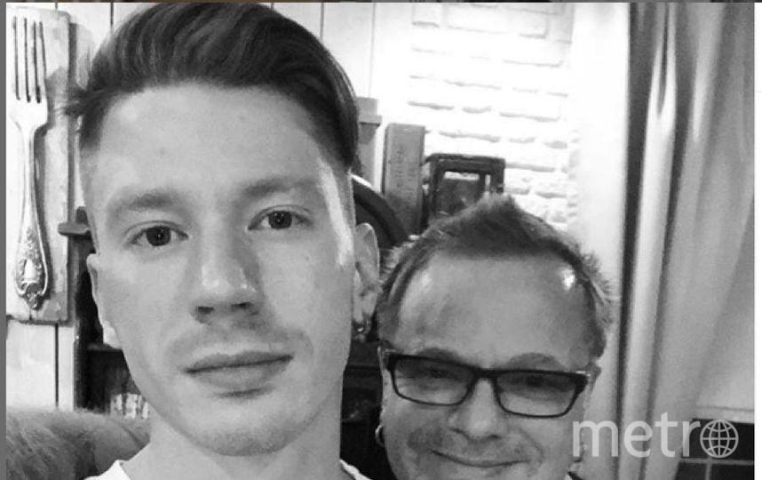 """Владимир Пресняков выкладывает фото в своем блоге. Фото https://www.instagram.com/presnyakovvladimir/, """"Metro"""""""