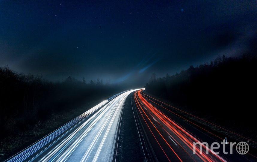 """Скоростная трасса М-11 протянется от МКАД до примыкания к Кольцевой автомобильной дороге вокруг Санкт-Петербурга. Фото https://pixabay.com, """"Metro"""""""