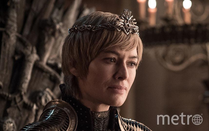 Серсея Ланнистер, кадр из сериала. Фото HBO, ISTOCK