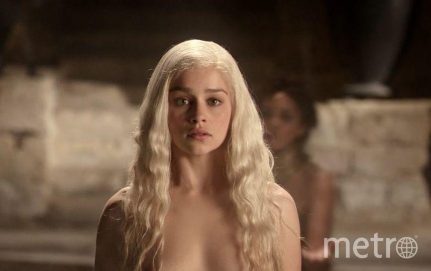 Дейенерис Таргариен, кадр из сериала. Фото HBO, ISTOCK