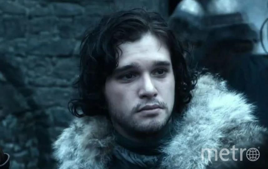 Джон Сноу, кадр из сериала. Фото HBO, ISTOCK