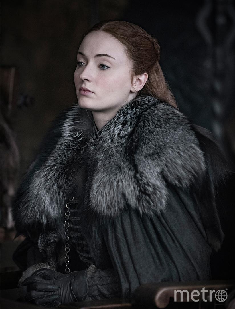Санса Старк, кадр из сериала. Фото HBO, ISTOCK