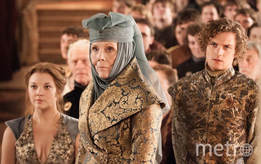 Тиреллы, кадр из сериала. Фото HBO, ISTOCK