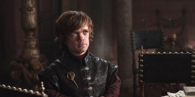 Тирион Ланнистер, кадр из сериала.