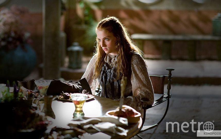 Санса Старк, кадр из сериала. Фото HBO, kinopoisk.ru