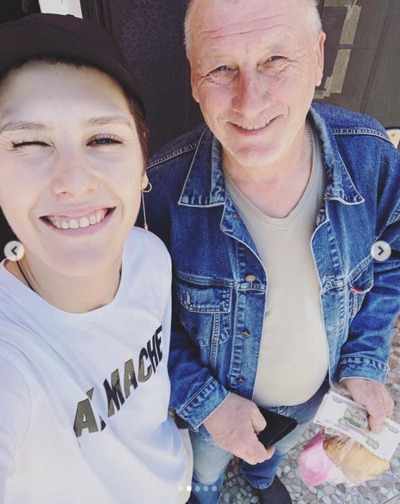 Ирина Горбачева. Фото Скриншот Instagram: @irina_gorbacheva