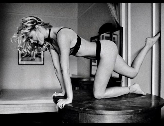 Елена Чернявская, фотоархив. Фото скриншот www.instagram.com/lena_cher_/