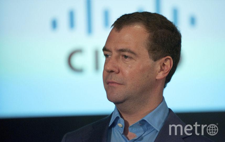 Дмитрий Медведев. Архивное фото. Фото Getty