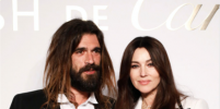 Редкий выход: Моника Беллуччи на вечеринку Cartier в Париже пришла с молодым бойфрендом