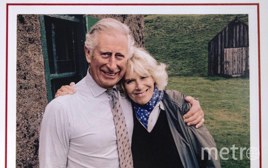 Принц Чарльз и Камилла Паркер-Боулз. Фото Getty