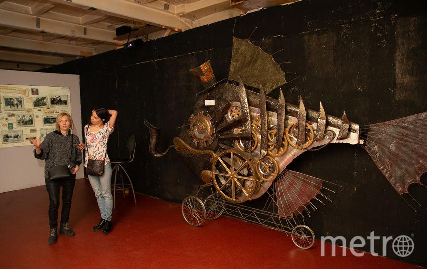 """Выставка """"Невероятные миры Жюля Верна"""". Фото Василий Кузьмичёнок"""