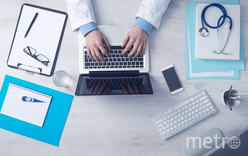 Телемедицина. Фото pixabay.com