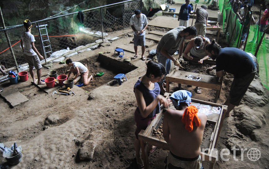 На Филиппинах обнаружили останки нового, ранее неизвестного вида человека. Фото AFP