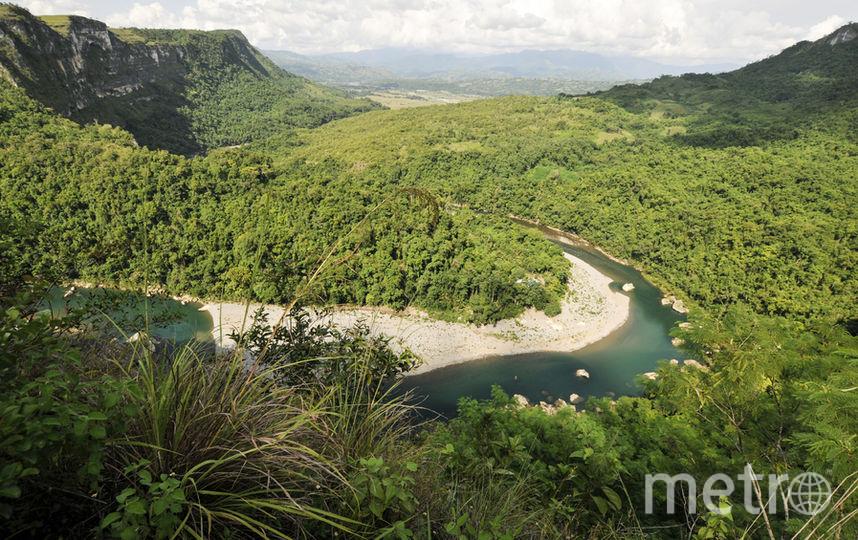 Остров Лусон. Фото AFP
