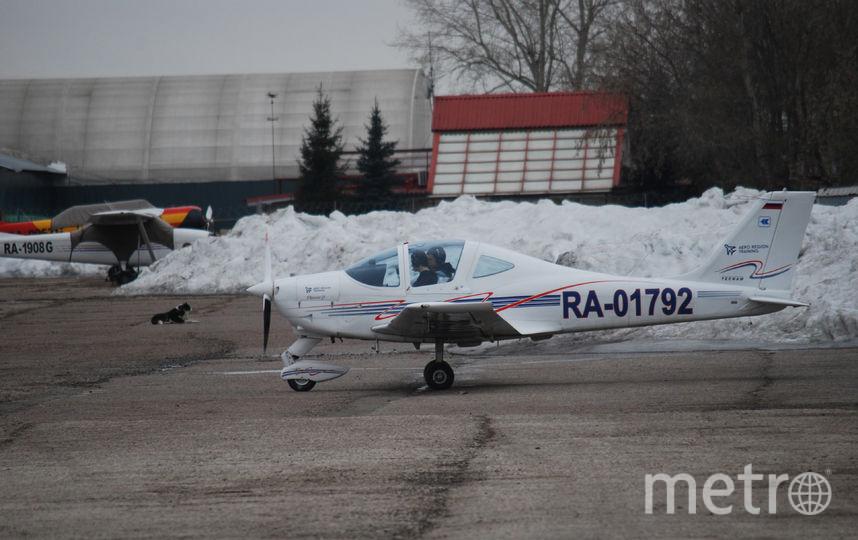 """Самолёты позволяют не только летать, но и выполнять элементы пилотажа. Фото Иван Тереховский, """"Metro"""""""