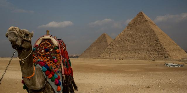 "Занятия ""Путешествия в стране пирамид"" пройдут 14 апреля."