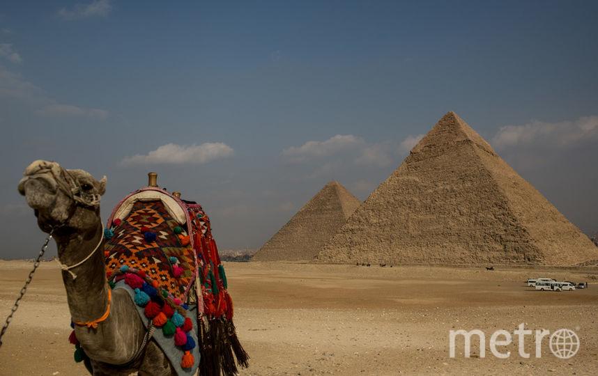 """Занятия """"Путешествия в стране пирамид"""" пройдут 14 апреля. Фото Getty"""