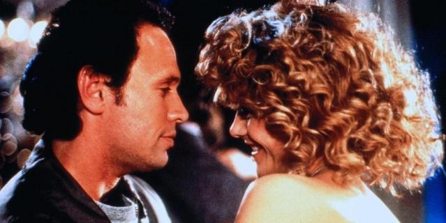"Кадр из фильма ""Когда Гарри встретил Салли""."