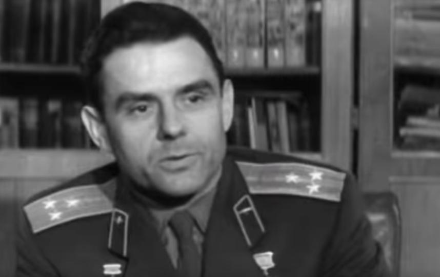 Владимир Комаров. Фото Скриншот Youtube