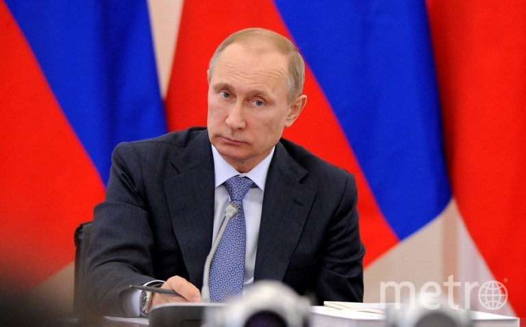 Путин заявил, что в будущем российская армия будет полностью контрактная. Фото Getty