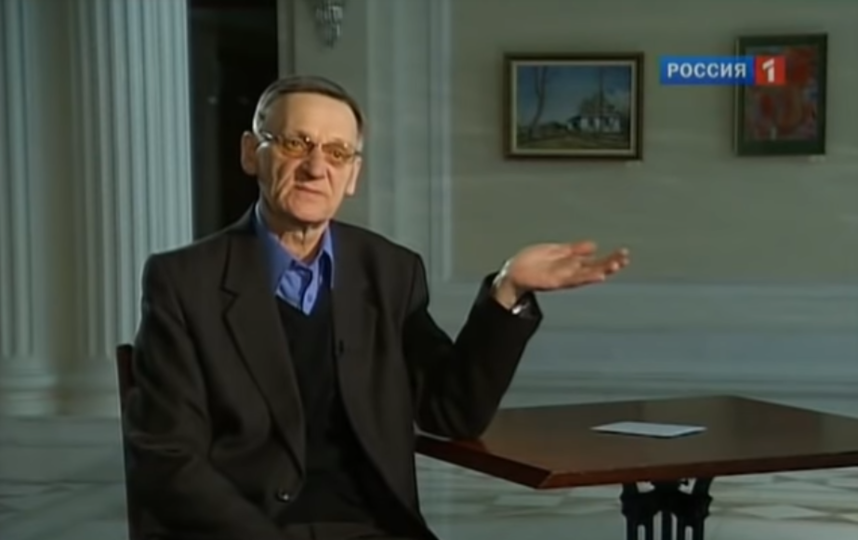 Миколас Орбакас. Фото Скриншот Youtube