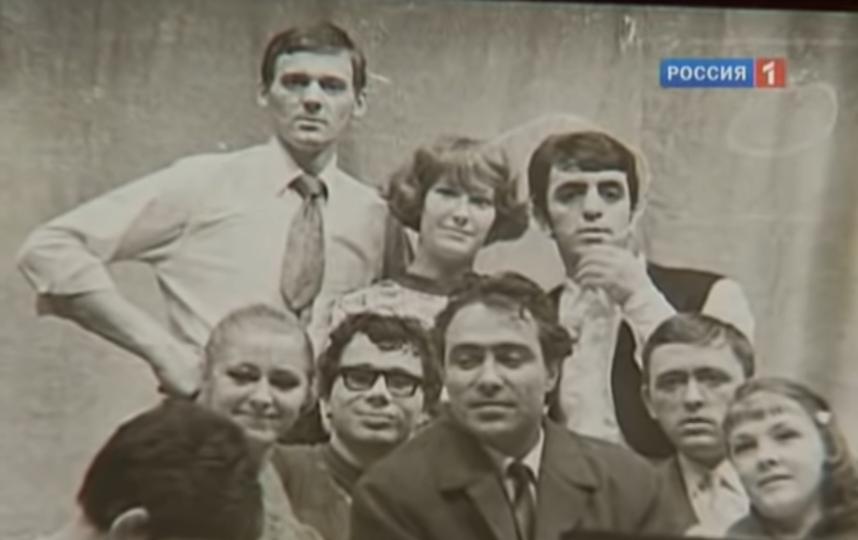 Миколас Орбакас и Алла Пугачева. Фото Скриншот Youtube