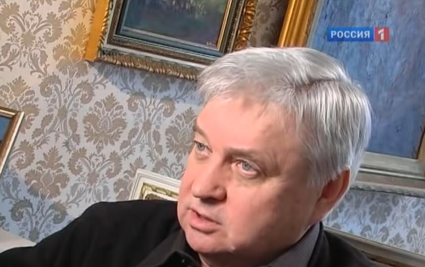 Александр Стефанович. Фото Скриншот Youtube
