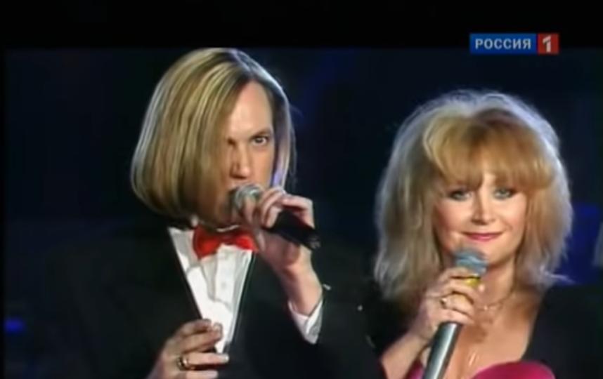 Сергей Челобанов и Алла Пугачева. Фото Скриншот Youtube