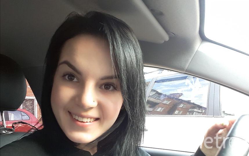 Маргарита Грачёва приспосабливается к жизни после трагедии – она уже водит машину. Фото VK/Маргарита Грачёва