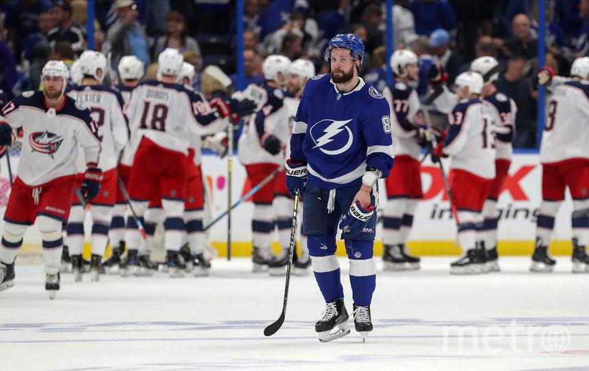 Лучший игрок регулярного чемпионата НХЛ рискует вылететь в первом раунде Кубка Стэнли. Фото Getty