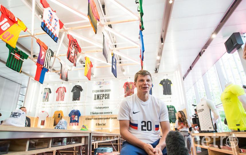 Легенда российского футбола Андрей Аршавин. Фото Getty